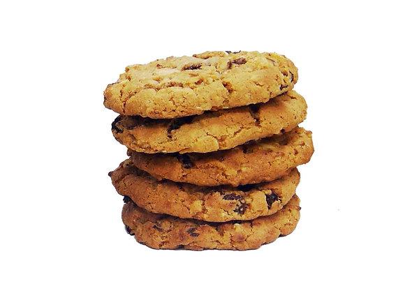 Oatmeal Walnut Raisin Gourmet Cookies