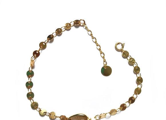 bracelet coquillage Julie
