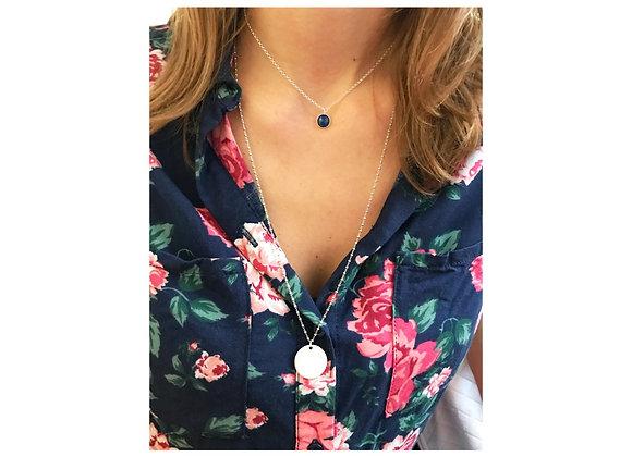 necklace MARIE lapis lazuli