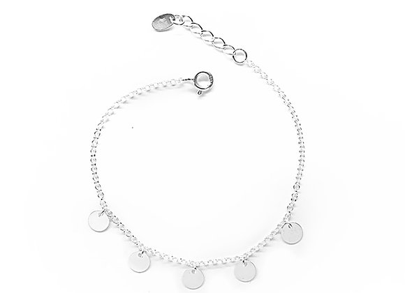 bracelet argent ALICE