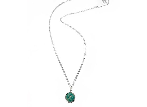 necklace MARIE amazonite