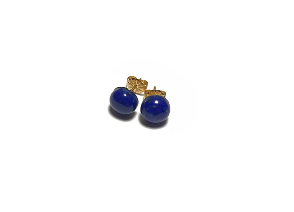 earrings LILI lapis lazuli