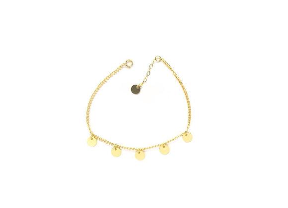 bracelet ALICE gold