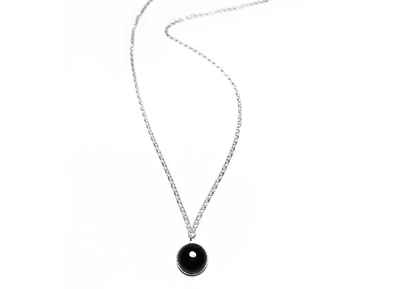necklace MARIE black onyx