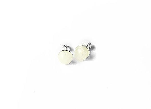 earrings MARIE moon stone
