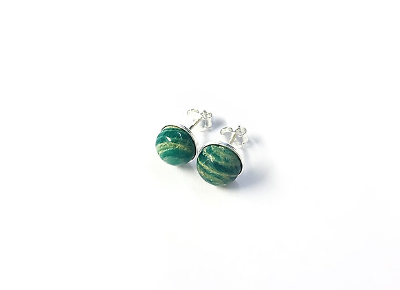 earrings MARIE amazonite