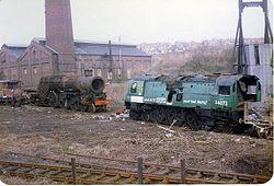 Update on railway waste land