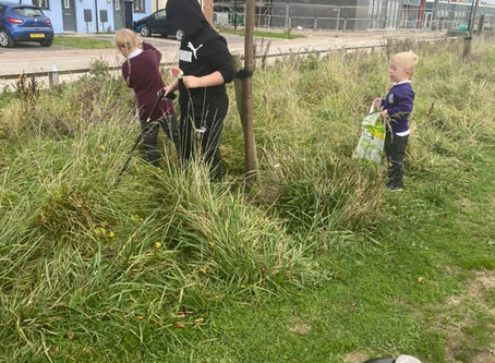 Keep The Waterfront Tidy