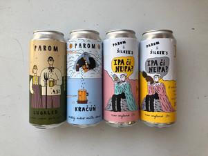 Parom Brewery