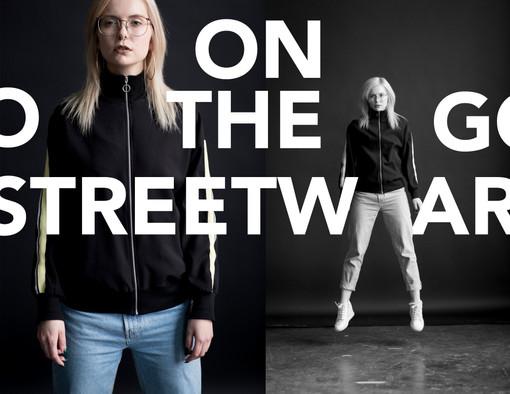 Mock-up   Street Wear