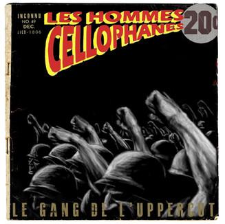 LES HOMMES CELLOPHANES