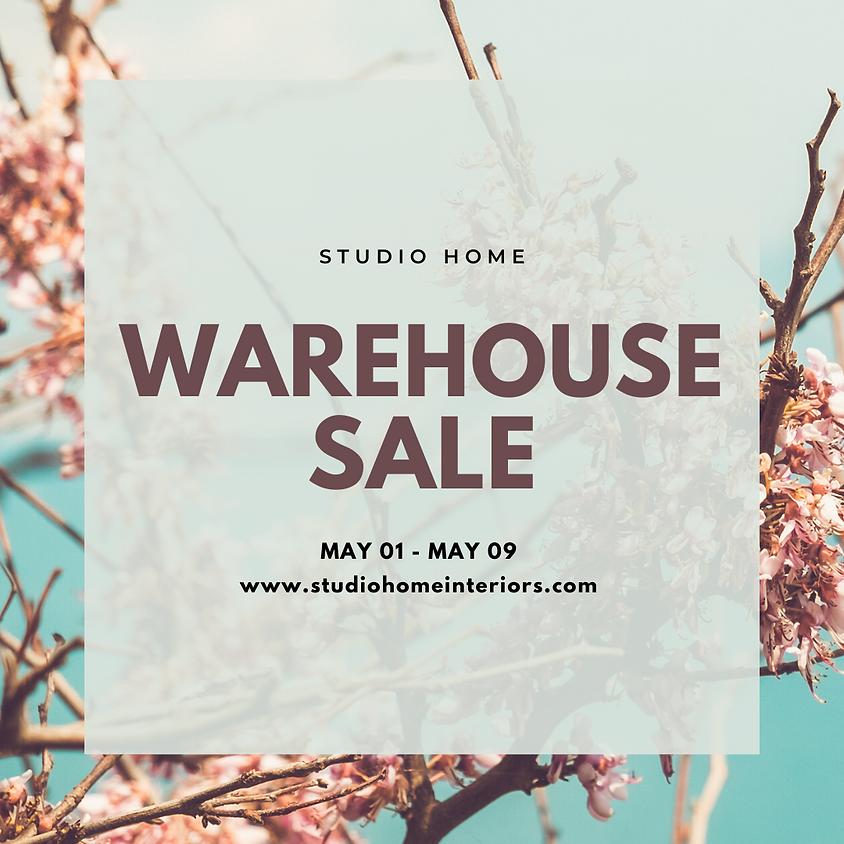 Virtual Warehouse Sale