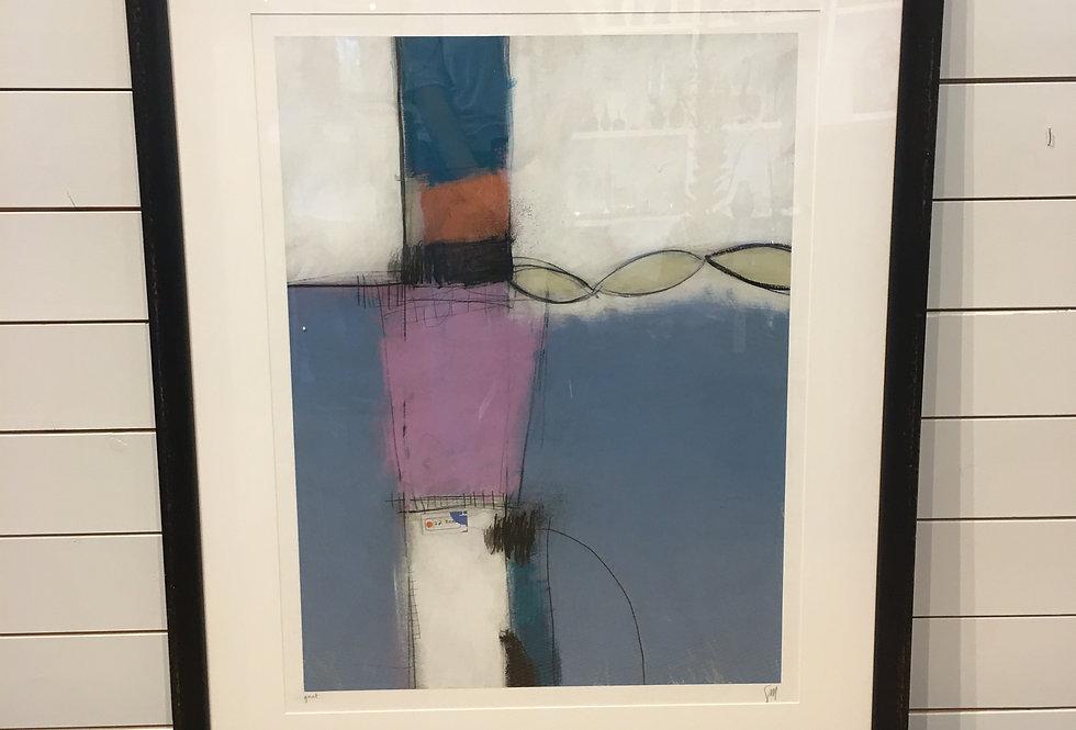 Original Abstract Pastel