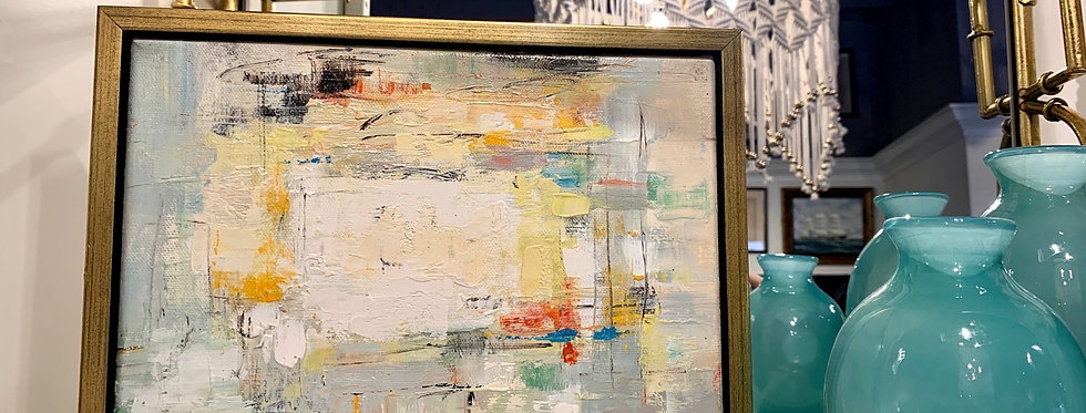Abstract, Artist Emily C.