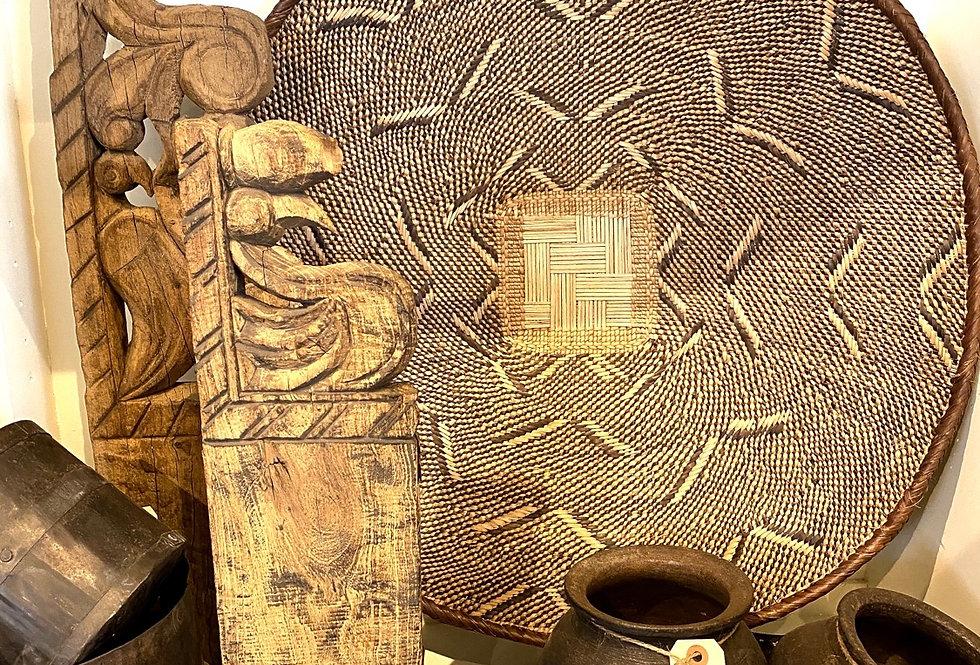 African Basket Weave - Large