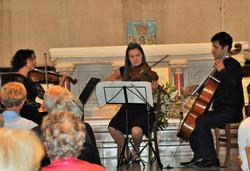 trio de cordes de Musethica