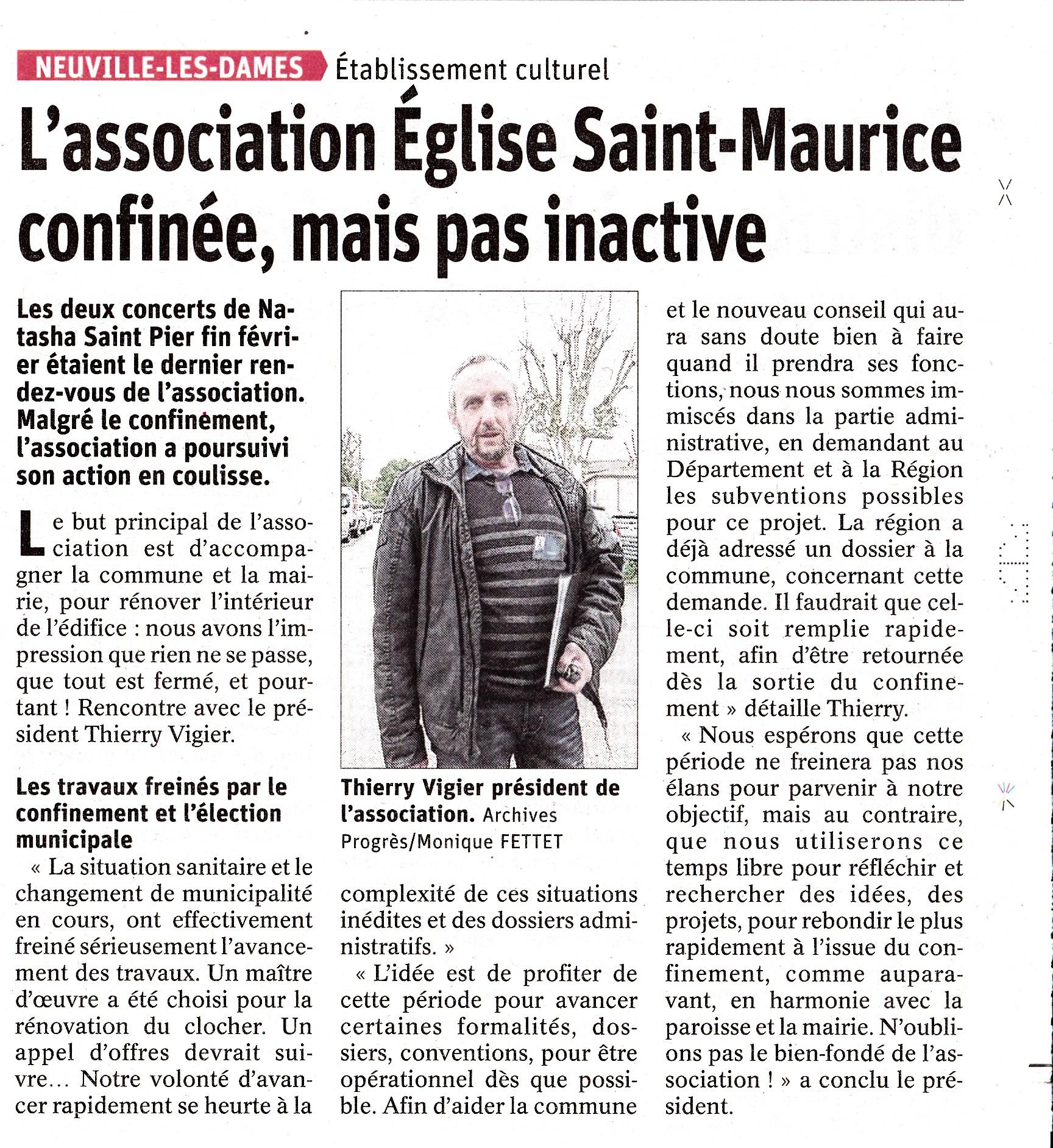 article_du_progrès_du_4_mai_2020