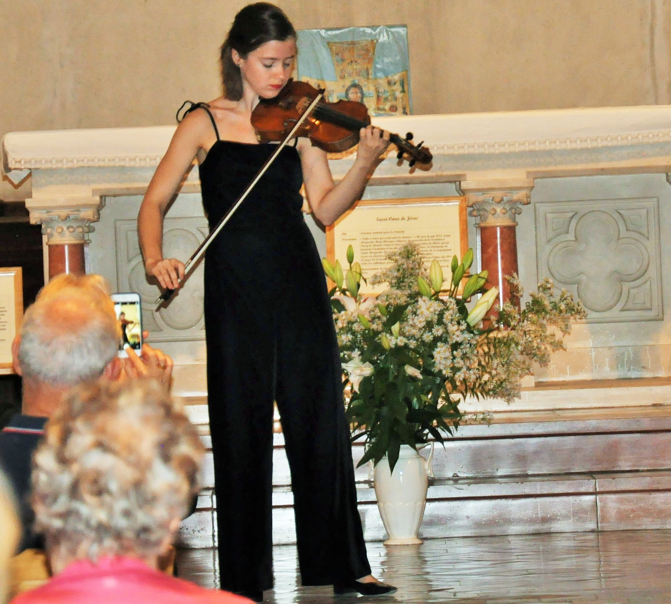 violoniste Musethica
