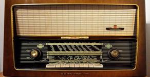 La radio,  una gran  caja de música