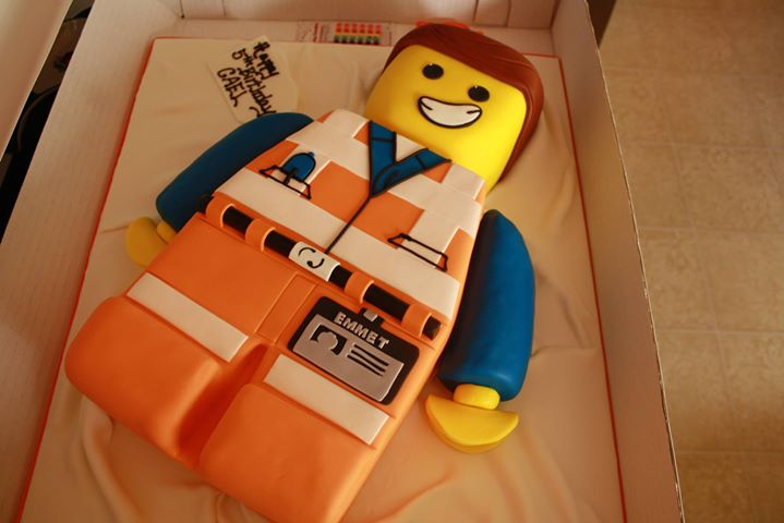 AMAZING Emmit cake by Evelyn's Bakery