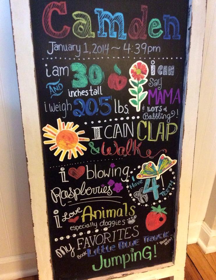 Cams 1st chalkboard
