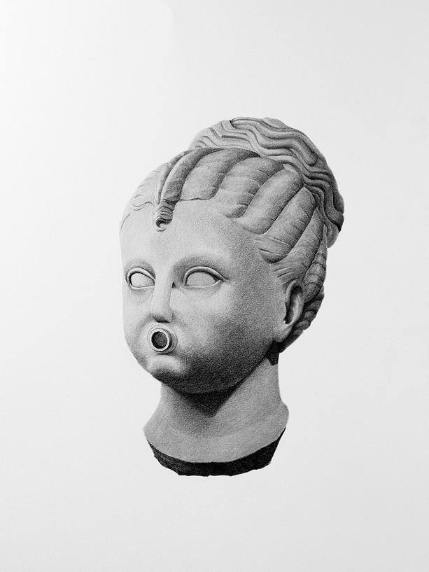 Calypsea jeune | ARISTOÏ — Paris | Avril 2020