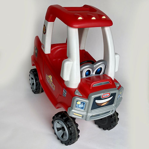 Little Tikes Cozy Coupe Fire Truck