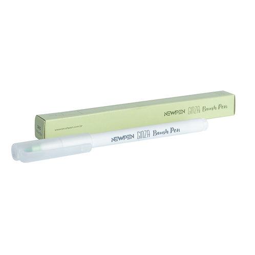 Ginza Brush Pen - 1un Verde Menta