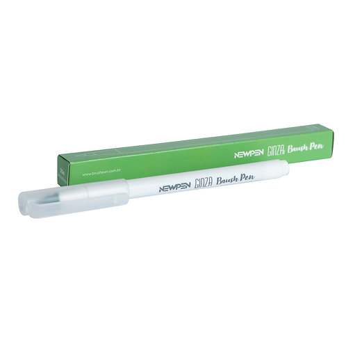 Ginza Brush Pen - 1un Verde Amazonas