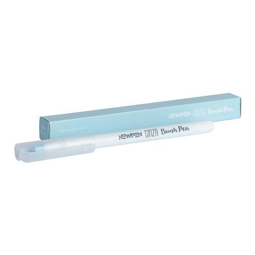 Ginza Brush Pen - 1un Azul Sky Blue