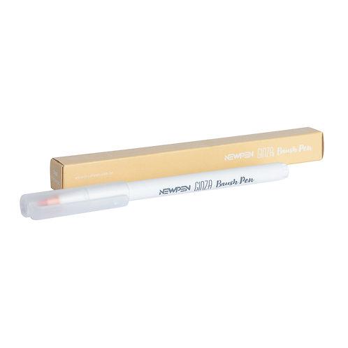 Ginza Brush Pen - 1un Laranja Pêssego