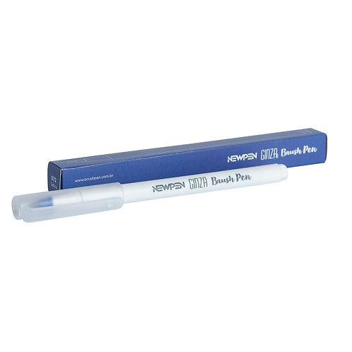 Ginza Brush Pen - 1un Azul Safira