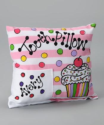 Cupcake Tooth Pillow