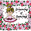 Thumbnail: Ballerina w/Custom Name Standard Pillowcase