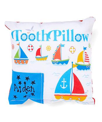 Nautical Tooth Pillow
