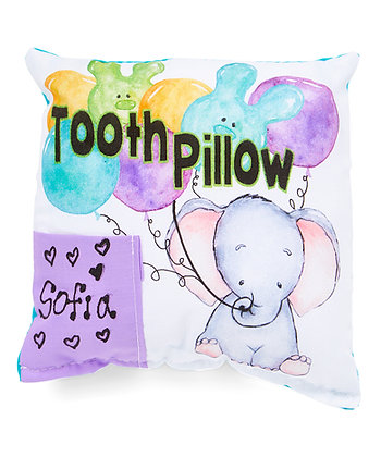 Elefun Tooth Pillow