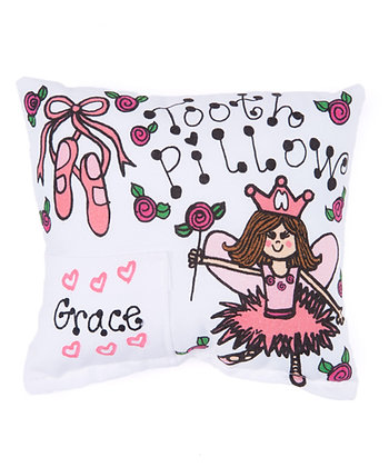 Funky Ballerina Tooth Pillow