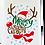 Thumbnail: Merry Christmas Reindeer