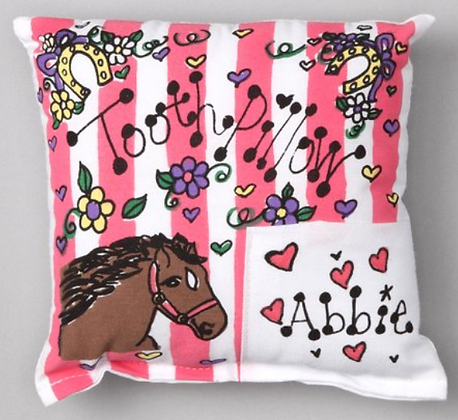 Pink Horse Stripe