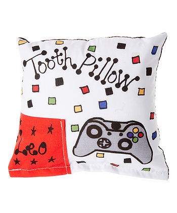 Gamer Tooth Pillow