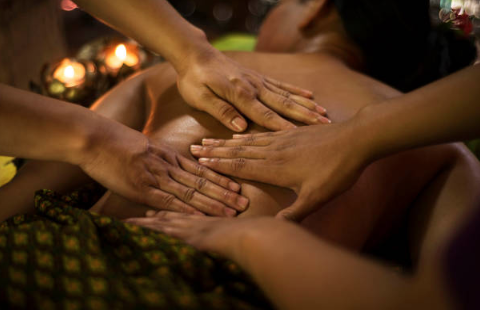 Curso de Massagem Tântrica