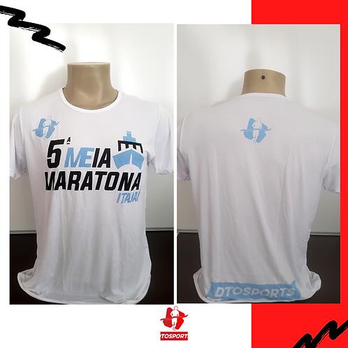 Camiseta Meia Maratona 21k Itajaí