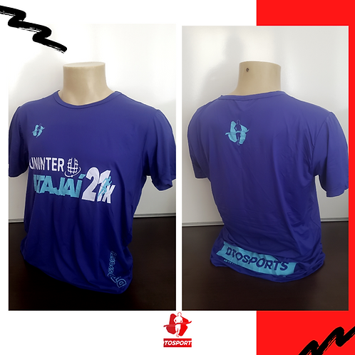 Camiseta 21k Itajaí