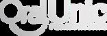 Logo - Oral Unic Franchising - Cinza.png