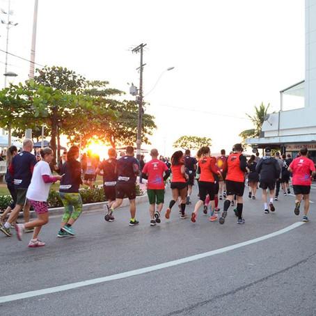 Correr ou sair correndo!