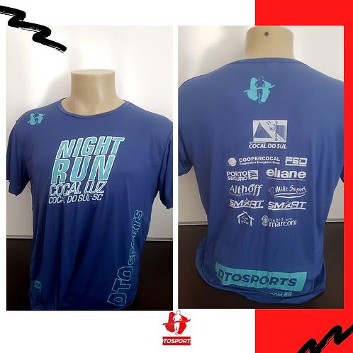 Camiseta NIGHT RUN Cocal Luz