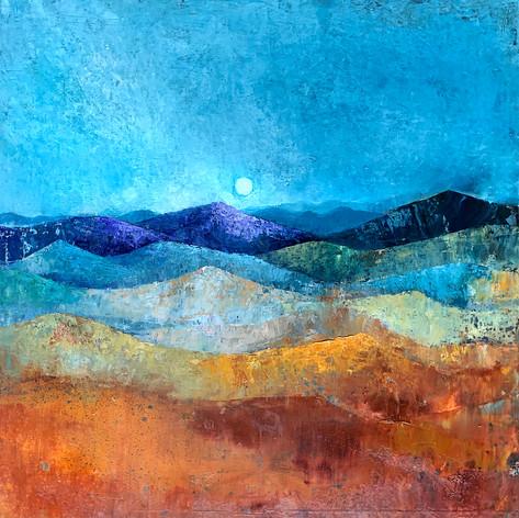 Healing Earth 68_Moon Rising
