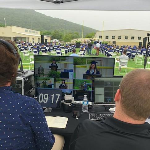 Chattanooga Christian School Graduation 2020