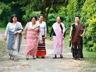 Feminist Peacekeeping in Patriarchal Set-ups: Naga Women in Peace Processes