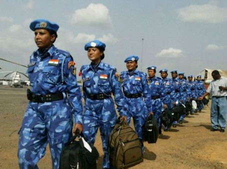 More Women in Peacekeeping: UN Resolution